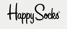 Kortingscode Happysocks voor 15% korting op alles