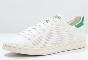 adidas Originals STAN SMITH - Sneakers laag - white/chalk white voor €43,95