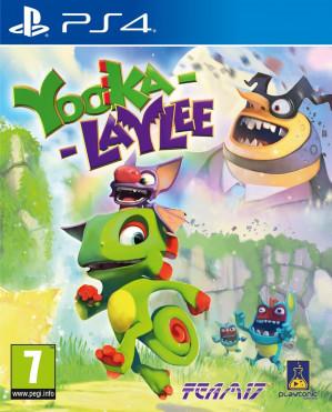 Yooka-Laylee - PS4 voor €14,91