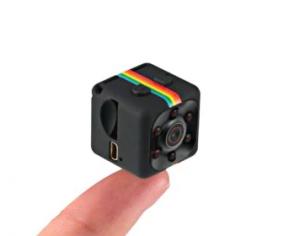 Quelima SQ11 Mini Camera 1080P HD DVR Night Vision voor €6,54 d.m.v code