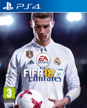FIFA 18 - Playstation 4 voor €57,90