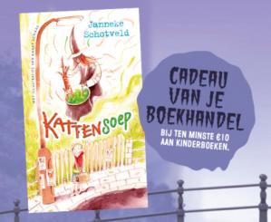 Gratis boek Kattensoep van Janneke Schotveld