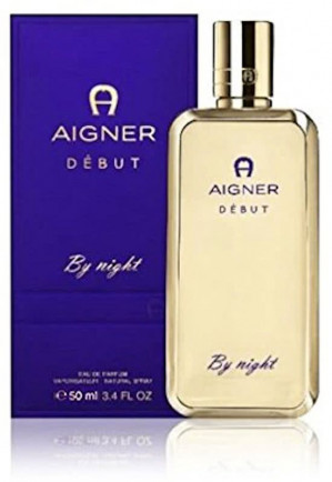 AIGNER DEBUT BY NIGHT POUR FEMME EDP Spr 50,0 ml voor €14,03