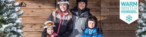 Wintersport artikelen voor het hele gezin vanaf €3