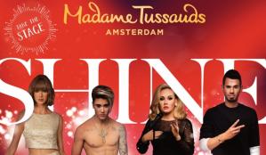 Madame Tussauds ticket voor €10,62