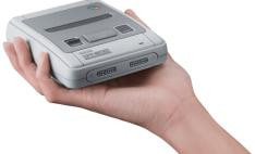 Super Nintendo Classic SNES voor €99