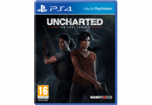 Uncharted: The Lost Legacy | PlayStation 4 voor €32