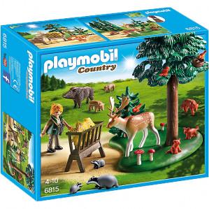PLAYMOBIL Country - Voederplaats voor bosdieren voor €15,94
