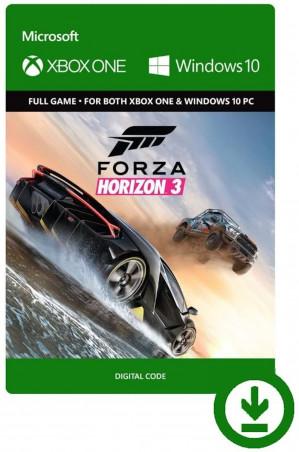 Forza Horizon 3 - Xbox One / Windows 10 voor €38,69