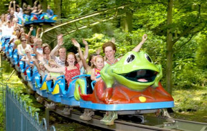 Bungalowtent Duinrell incl. entree voor €99
