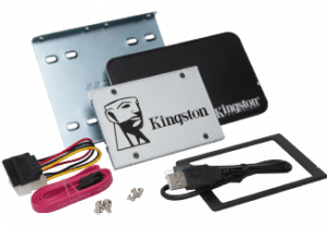 KINGSTON SSDNow UV400 480 GB KIT voor €76,23