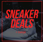 Sneaker deals vanaf €10,95