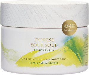 RITUALS Express Your Soul Shimmer Body Cream - 200 ml - bodycrème voor €6,15