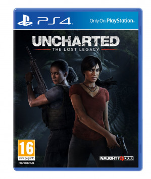 Uncharted The Lost Legacy - PS4 voor €28,99