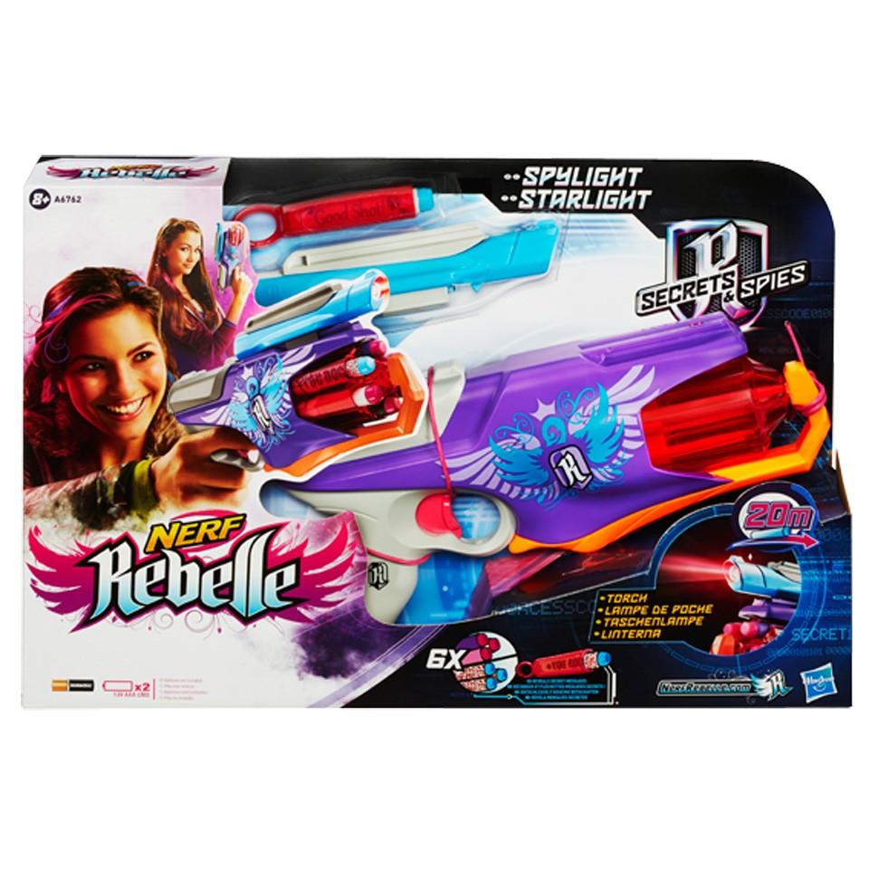 Nerf Rebelle Spylight voor €10
