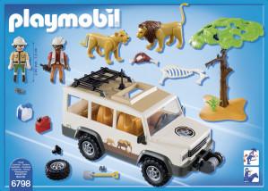 PLAYMOBIL Wild Life safari met lier voor €15