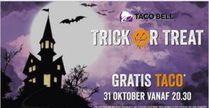 1 Taco bij Taco Bell Gratis in Tilburg