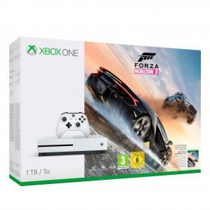Microsoft S 1TB + Forza Horizon 3 voor €299