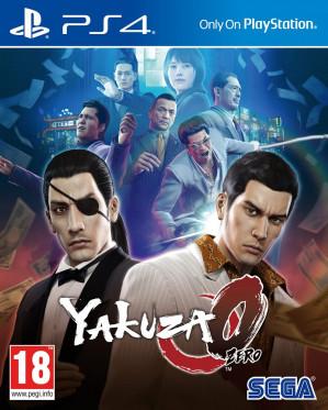 Yakuza Zero - PS4 voor €21,99