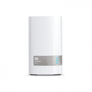 WD My Cloud Mirror Gen.2 6TB NAS voor €159,99