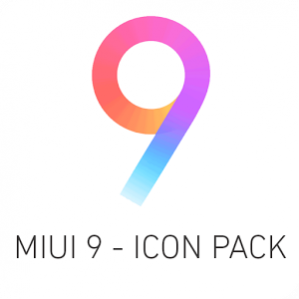 MIUI 9 - Icon Pack (Android)  Gratis play.google.com/