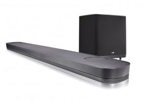 LG SJ9 Soundbar voor €749