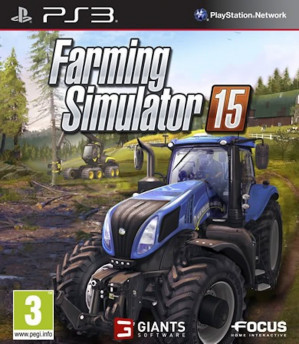 Farming Simulator 2015 - PS3 voor €1,21