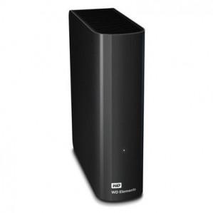 WD Elements Desktop 5TB, USB3 voor €139