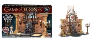 Game of Thrones t-shirt + Constructie set voor €18,48