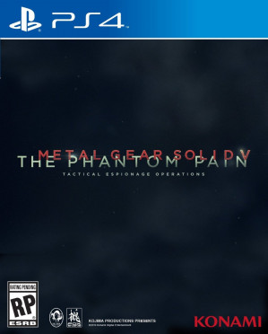 Metal Gear Solid V: The Phantom Pain - PS4 - Day One Edition voor €10,88