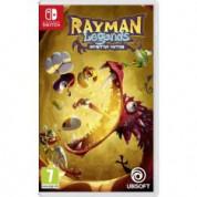 Nintendo Switch Mario + Rabbids en Rayman Legends voor €71,98 d.m.v. code