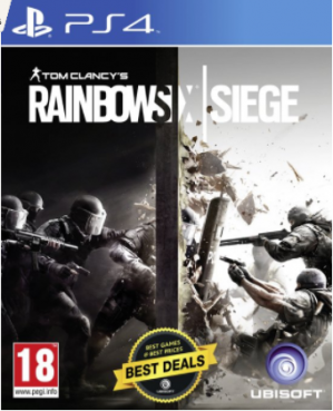 Dit weekend gratis te spelen Rainbow Six: Siege