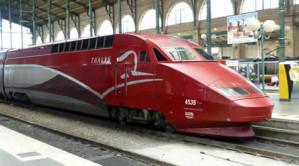 Thalys-tickets naar Frankrijk vanaf € 19