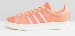 Adidas Originals Dames Campus Sun Glow sneakers voor €33,64