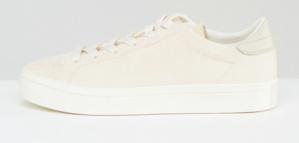 Adidas Originals - Court Vantage Suede Dames Sneakers, beige voor €38