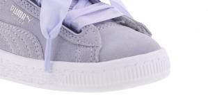 Puma Suede Heart baby sneaker voor €24,99