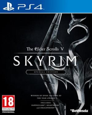 The Elder Scrolls V: Skyrim Special Edition voor €19,99