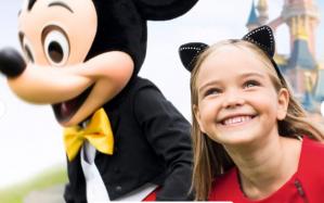 3 dagen Disneyland Parijs (voor ANWB leden voor €215
