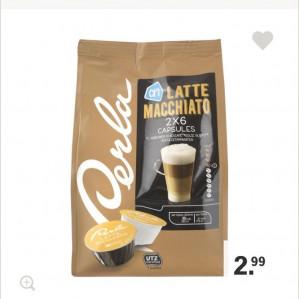 Dolce gusto capsules diverse smaken (perla) voor €2,99