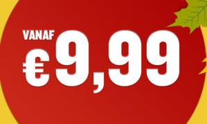 Ryanair sale met enkeltjes vanaf €9,99