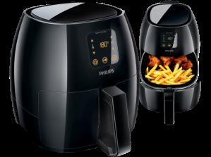 Philips Avance Airfryer XL HD9240/90 - Hetelucht friteuse - Zwart voor €150,77