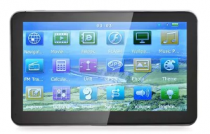 7 inch 704 Auto GPS Navigator Win CE 6.07 Touchscreen voor €25,13