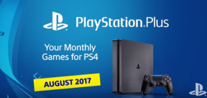 PSN PS Plus games van de maand augustus
