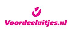 Kortingscode Voordeeluitjes voor €9 korting op een hotelboeking