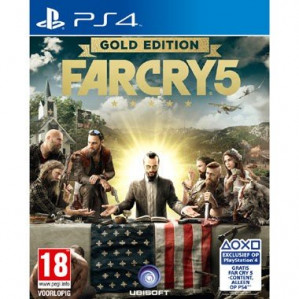 PS4/Xbox  Far Cry 5 Gold Edition voor €59,99