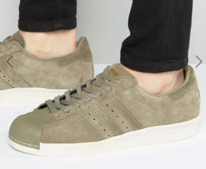 adidas Originals Superstar 80s Sneakers voor €37,73