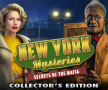 New York Mysteries - Secrets of the Maffia Collector's Edition  Gratis d.m.v. code