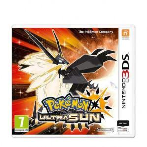 Pokemon Ultra Sun / Moon voor €37
