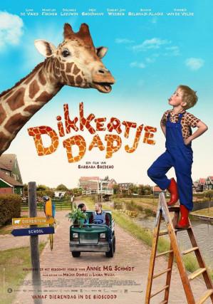Entreekaartje voorpremière Bioscoop film Dikkertje Dap voor €7,50