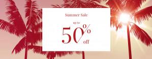 McGregor Summer Sale tot 50%